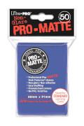Ultra Pro PRO-Matte Sleeves blau