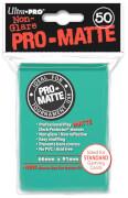 Ultra Pro Pro-Matte Standard Sleeves Aqua