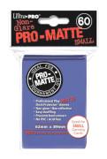 Ultra Pro Sleeves Pro Matte small Size blau