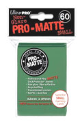 Ultra Pro Sleeves Pro Matte small Size grün