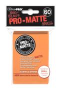Ultra Pro Sleeves Pro Matte small Size orange