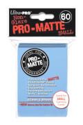 Ultra Pro Sleeves Pro Matte Small Size hellblau