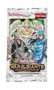 AMIGO 34516 Yu-Gi-Oh! War of Giants Reinforcement Booster