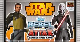 Star Wars - Rebels Attax 1 Booster (5 Karten/Pack)