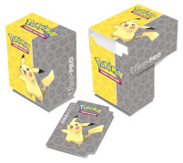 Ultar Pro Pokémon Pikachu Deck Box