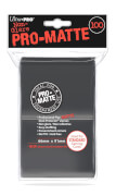 Ultra Pro Protector Sleeves PRO-Matte schwarz