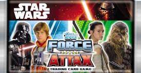 Star Wars  Force Attax Erwachen der Macht - Booster