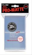 Ultra Pro PRO-Matte Clear Standard Sleeves