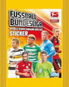 Fußball Bundesliga Sticker 16/17
