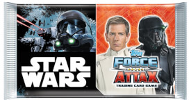 Star Wars Universe Force Attax Booster
