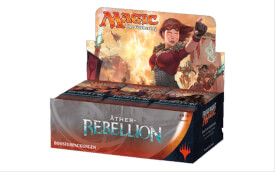 Magic the Gathering Äther-Rebellion Booster