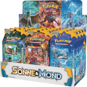 AMIGO 25898 Pokémon Sonne & Mond 01 Themendeck