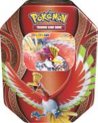 AMIGO 25929 Pokémon Ho-Oh GX Tin 68