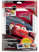 Topps Cars 3 Karten Starterpack
