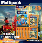 176494 LEGO NEXO Knights Sticker-Multipack