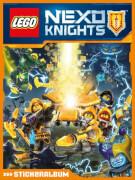 176487 LEGO NEXO Knights Stickeralbum