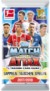Topps Match Attax Karten Booster 2017/2018