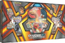 AMIGO 25968 Pokémon Glurak-GX Premium Kollektion Box