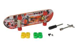 Simba Finger Skateboard, 6-sortiert.