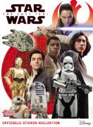 Star Wars: Die letzten Jedi! Sticker