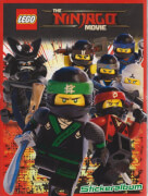 177033 LEGO Ninjago Movie Stickeralbum