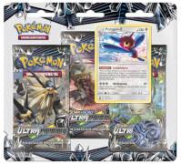 Pokémon Sonne & Mond 05 3-Pack Blister