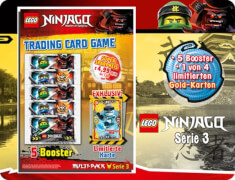 LEGO Ninjago 3 Multipack