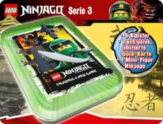 LEGO Ninjago 3 Mini-Tin Version B, grün
