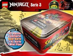 LEGO Ninjago 3 Tin Dose groß