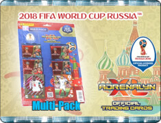 Adrenalyn FIFA World Cup Russia Multipack