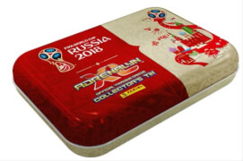 Adrenalyn FIFA World Cup Russia Pocket-Tin
