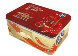 Adrenalyn FIFA World Cup Russia Tin-Dose