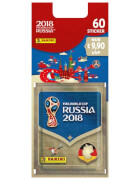FIFA World Cup Russia 2018 Sticker-Blister, 12 Tüten