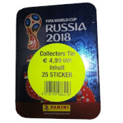 FIFA World Cup Russia 2018 Sticker-Tin
