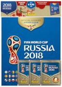 FIFA World Cup Russia 2018 Sticker-Hardcover Album