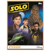 Star Wars Han Solo Sticker