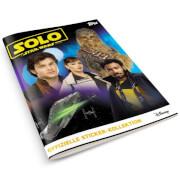 Star Wars Han Solo Stickeralbum