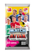 Match Attax Booster, 2018/2019