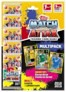 Match Attax Multipack 2018/2019