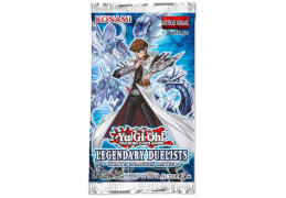 Yu-Gi-Oh! White Dragon Abyss Booster