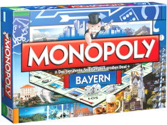 Winning Moves Monopoly - Edition: Bayern
