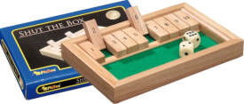 Philos Klappbrett (Shut the Box) mini