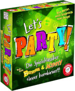 Piatnik 6382 Let's Party Activity Tick Tack Bumm