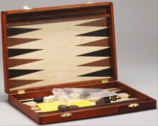Philos Backgammon Kos 35,5 x 23 cm