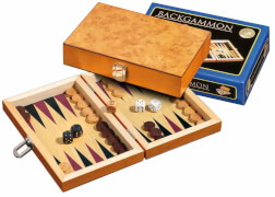 Philos Backgammon Korinth mini