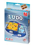 Jumbo 12768 Travel Ludo & Ludo Junior