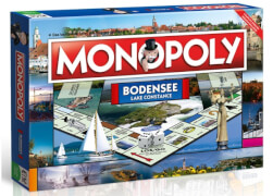 Winning Moves Monopoly Bodensee