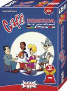 AMIGO 02620 Café International Spiel des Jahres 1989