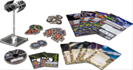 Asmodee Star Wars: X-Wing - TIE-Advanced Erweiterungspack