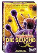 Asmodee Pandemie - Die Seuche